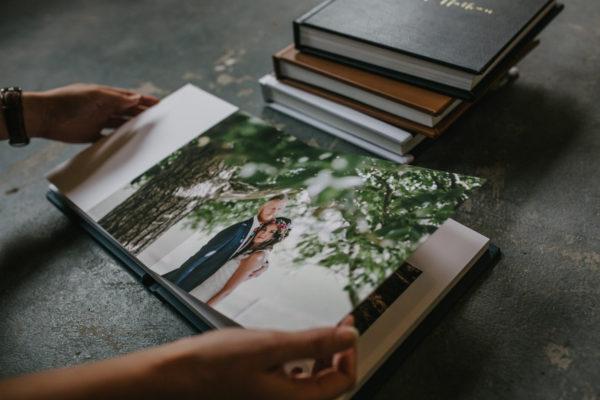 Vision Art wedding album