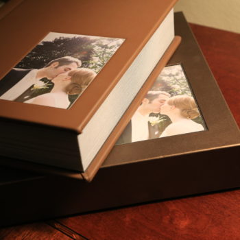 Flush Mount album and gift box