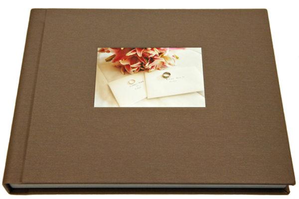 West Coast Malibu album with fabric cover