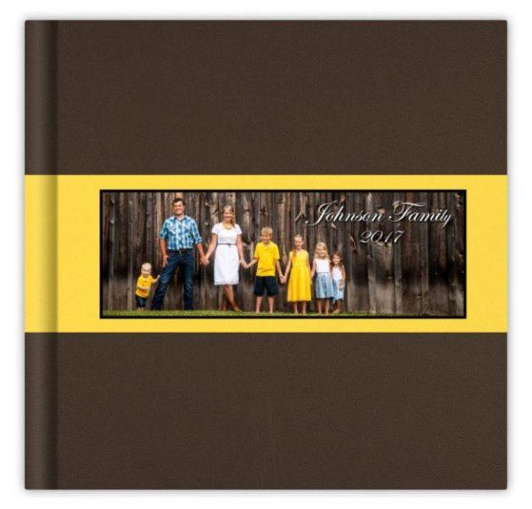 Lustre Book Splash Cover