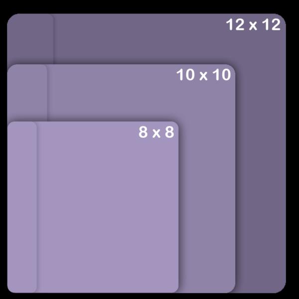 ZookBook sizes