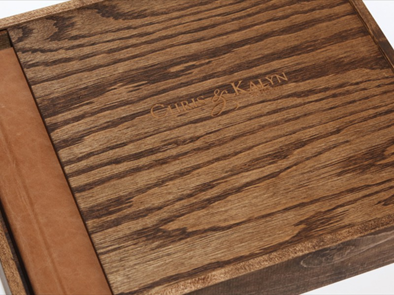 Maple Wooden Case