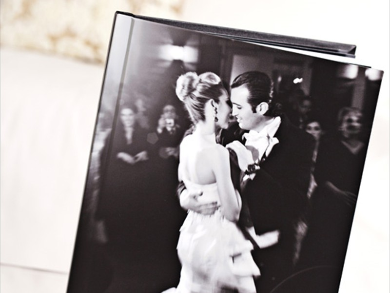 Photo wrap cover
